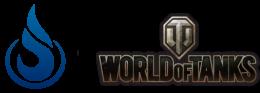 Logo Besserwerden24 mit World of Tanks